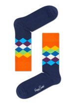 Sokken Faded Diamond Marine orange  Kousen  Kousen/sokken