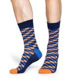 Sokken Filled Optic Marine/Blue/Peach  Kousen  Kousen/sokken