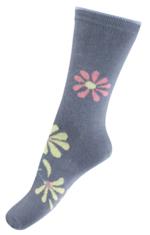 Sokken flower smoked pearl  Kousen  Kousen/sokken