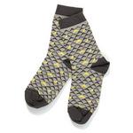 Sokken Gary Boomerang Grey  Kousen  Kousen/sokken