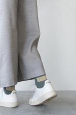 Sokken Glitter forest green  Kousen  Kousen/sokken