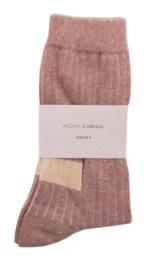 Sokken Glitter Hazelnut  Kousen  Kousen/sokken