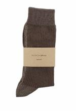 Sokken Glitter Line Cacao  Kousen  Kousen/sokken