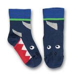 Sokken Haai donker blauw  Kousen  Kousen/sokken