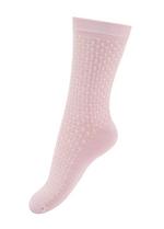 Sokken Honeycumb Wild Rose  Kousen  Kousen/sokken