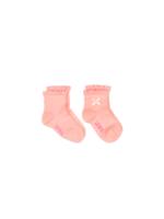 Sokken Isolde Peach Bud  Kousen  Kousen/sokken