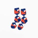 Sokken Kristian Solidate Trafic Grafic  Kousen  Kousen/sokken