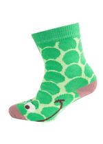 Sokken krokodil groen  Kousen