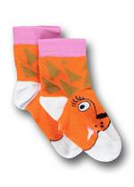 Sokken Leeuw oranje  Kousen