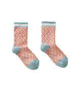 Sokken Losange blue white  Kousen  Kousen/sokken