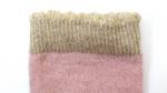 Sokken Marmolte glitter roze gold  Kousen  Kousen/sokken