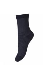 Sokken Navy waffle  Kousen  Kousen/sokken