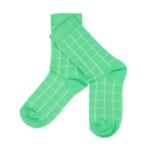 Sokken Nico - Poison Green  Kousen