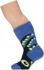 Sokken octopus blauw  Kousen  Kousen/sokken