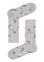 Sokken Rose Petal grey  Kousen  Kousen/sokken
