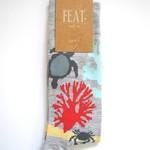 Sokken Sea Life grey  Kousen  Kousen/sokken