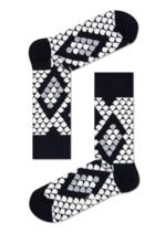 Sokken Snake Black/White  Kousen  Kousen/sokken
