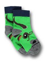 Sokken Stier groen  Kousen  Kousen/sokken