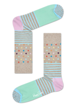 Sokken Stripes & Dots pastel  Kousen  Kousen/sokken
