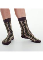Sokken The Beastie Socks Khaki  Kousen  Kousen/sokken