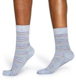 Sokken Thin Stripe grey color  Kousen  Kousen/sokken