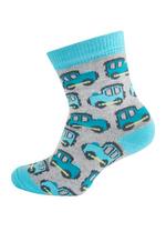 Sokken Trein gemêleerd grijs  Kousen  Kousen/sokken