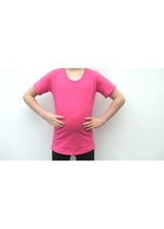 T-shirt fuchsia  Kousen  Shirts