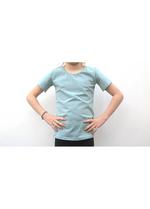 t-shirt blauwgrijs  Kousen  Shirts
