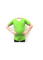 T-shirt lime  Kousen