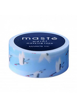 washi/masking Crane/kraanvogel  Karton