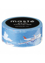 washi/masking tape Airplaine  Karton  Masking tape/Washi tape