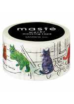 washi/masking tape Cats in Istanbul  Karton  Masking tape/Washi tape