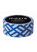 washi/masking tape Dark blue Ninoji  Karton  Masking tape/Washi tape