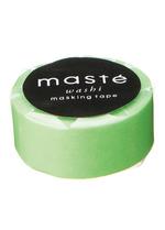 washi/masking tape Neon light green  Karton