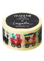 Washi tape Ingela P Arrhenius Ivory  Karton  Masking tape/Washi tape