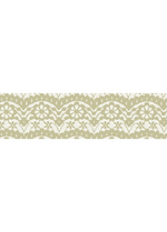 Washi tape - Lace Off White  Karton