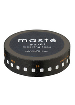 Washi tape Negatieve film  Karton  Masking tape/Washi tape